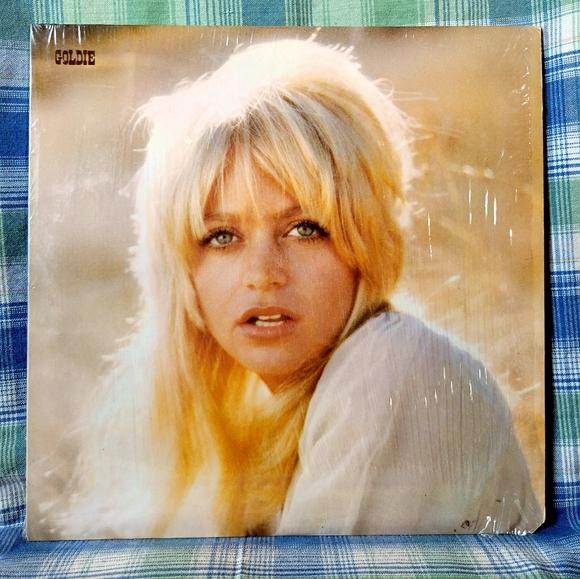 Goldie Hawn-Self Titled Vintage Vinyl Record Lp